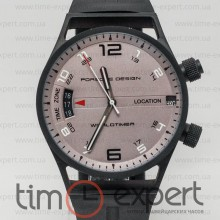 Porsche Desing World Time Black-Gray