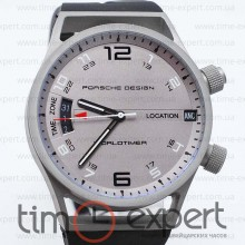 Porsche Desing World Time Silver-Gray