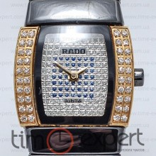 Rado Sintra Jubile Black-Gold-Blue