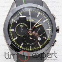 Rado HyperChrome Black-Yellow