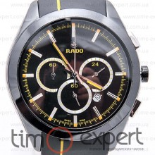 Rado HyperChrome Black-Yellow-Write
