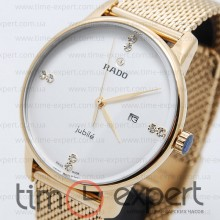 Rado Sintra Jubile Coupole Gold-Write