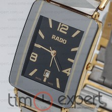 Rado Integral Jubile Black-Gray-Gold