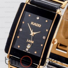 Rado Integral Jubile Gold-Black Diamind Series