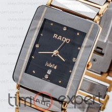 Rado Integral Jubile Silver-Black Date