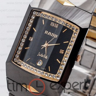 52607a99 Купить часы копию часы Rado Jubile Tungsten Gold Series Ra7059 (Радо ...