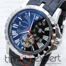 Roger Dubuis Excalibur Horloger Black