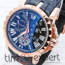 Roger Dubuis Excalibur Horloger Gold-Black