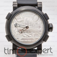 Romain Jerome Titanic Black