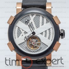 Romain Jerome Turbillon Black