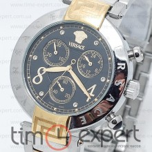 Versace Spirit Chronograph Black