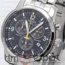 Tissot T-Sport Chronograph PRC 200 Steel-Black