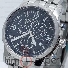 Tissot T-Sport Chronograph PRC 200 Black