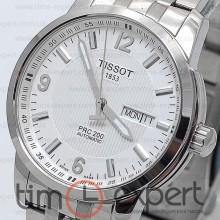 Tissot T-Classic PRC 200 Automatic Steel-Write
