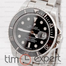 Rolex Submariner (44) Steel-Black