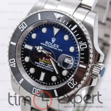 Rolex Submariner (44) Steel-Black-Blue