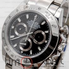 Rolex Cosmograph Daytona Silver-Black