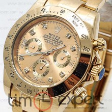 Rolex Cosmograph Daytona Gold-Diamond