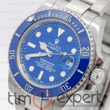 Rolex Submariner (40) Silver-Blue