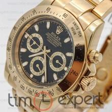 Rolex Cosmograph Daytona Gold-Black