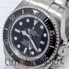 Rolex Deepsea Sea-Dweller Black