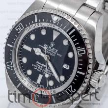 Rolex Deepsea Sea-Dweller Black