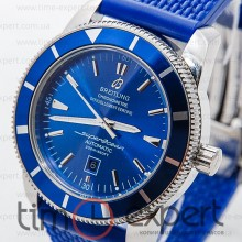 Breitling Superocean Hurricane All Blue