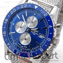 Breitling Chronograph 1884 Steel-Blue