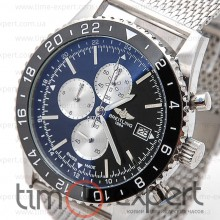 Breitling Chronograph 1884 Steel-Black