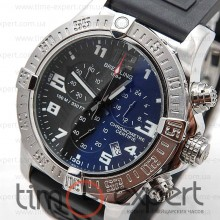 Breitling Chronometre Steel-Black