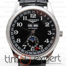 Longines Master Collection Steel Date