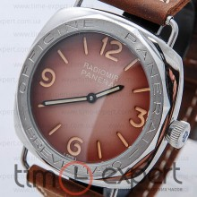 Panerai Radiomir Steel-Brown New Collection