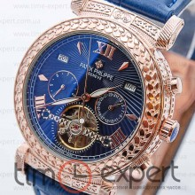 Patek Philippe Grandmaster Gold-Blue Turbillon