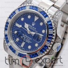 Rolex Submariner (40) Diamond-Blue