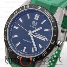 Tag Heuer Connected Steel-Green