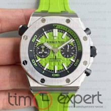 Audemars Piguet Royal Oak Offshore Diver Chronograph Green