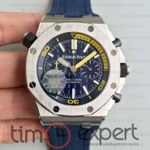 Audemars Piguet Royal Oak Offshore Diver Chronograph Blue