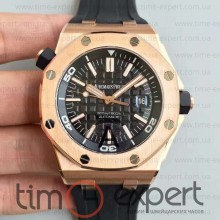 Audemars Piguet Royal Oak Offshore Diver Gold-Black 3120