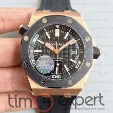 Audemars Piguet Royal Oak Offshore Diver Gold-Black  Ceramic 3120