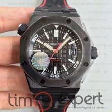 """Audemars Piguet Royal Oak Offshore Diver Project X """"Black-Out"""""""