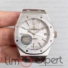 Audemars Piguet (37mm) Bracelet Royal Oak Silver-Write 3120