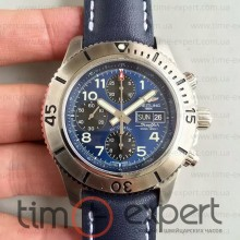Breitling Superocean 7750 Steel-Blue