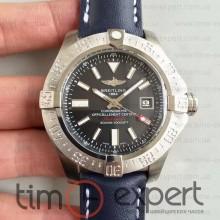Breitling Seawolf Steel-Black-Blue (ETA 2824)