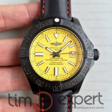 Breitling Seawolf Black-Yellow