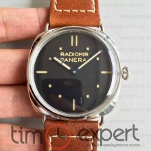 Panerai Radiomir P3000 Steel-Black-Brown