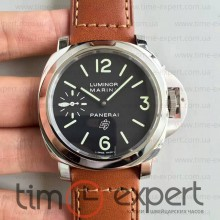 Panerai Luminor Logo ETA 6497-2 Steel-Brown