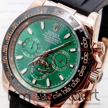 Rolex Cosmograph Daytona Qvartz Gold-Green Ceramic