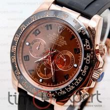 Rolex Cosmograph Daytona Qvartz Gold-Сhocolate Ceramic