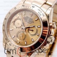 Rolex Cosmograph Daytona Qvartz Chronograph Gold