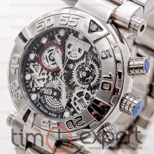Invicta Chronograph Reserve Steel Bracelet